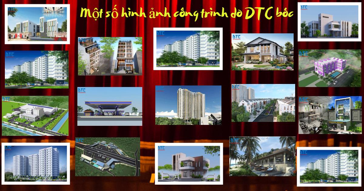 DTC công bố một số hình ảnh tiêu biểu về công trình lớn đã bóc trong những năm vừa qua