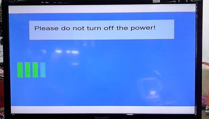 flash tv gagal