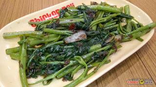 Bacolod Inasal, Chicken Deli, Marikina, binagoongang kangkong