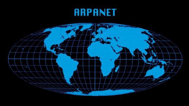 the birth of the internet - arpanet