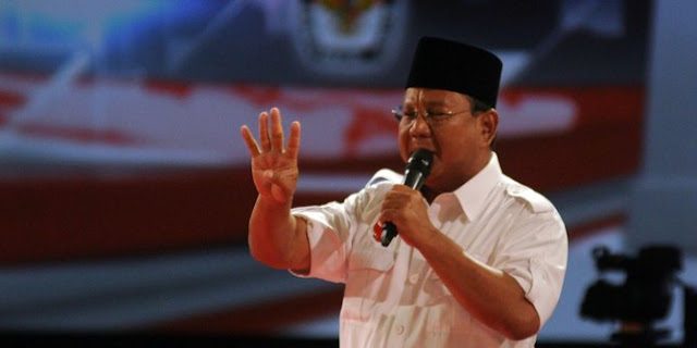 11 April, Gerindra Deklarasi Prabowo Capres 2019