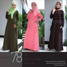 Baju Muslim Untuk Orang Gemuk Agar Terlihat Langsing