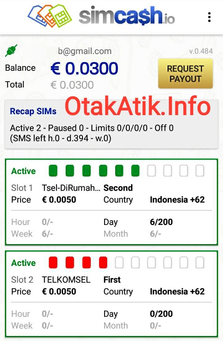 Aplikasi Penghasil Uang Tapi Malah Sedot Pulsa Otakatik Info
