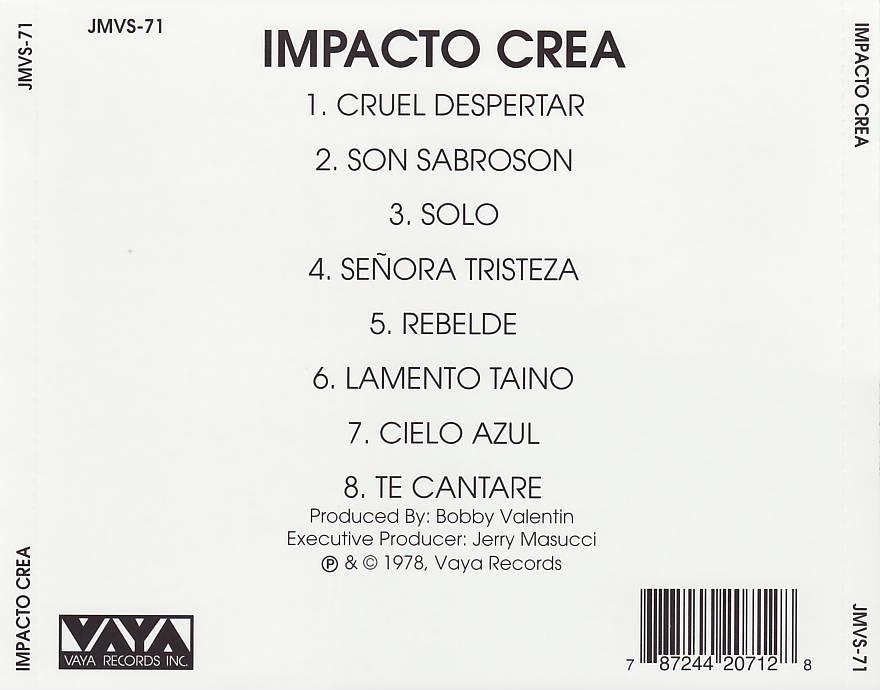 Impacto Crea - 1981