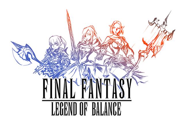 Game Petualangan RPG PC: Final Fantasy Legend of Balance