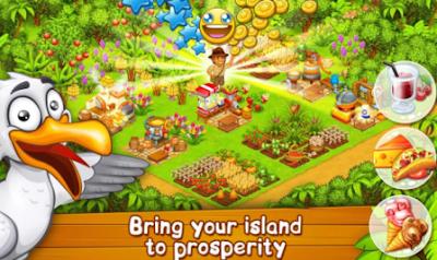 Cara Hack Farm Paradise Hay Island Bay Mod Apk Terbaru