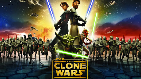 Star Wars: The Clone Wars - Chega hoje à Disney +