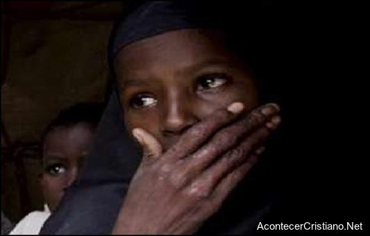 Persecución de mujer cristiana en Somalia