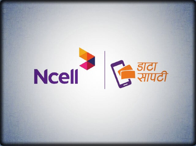 Ncell Data Sapati