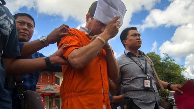 Bikin Malu, Sepasang Anggota Polri Terlibat Penculikan WNA dan Minta Tebusan USD 1 Juta