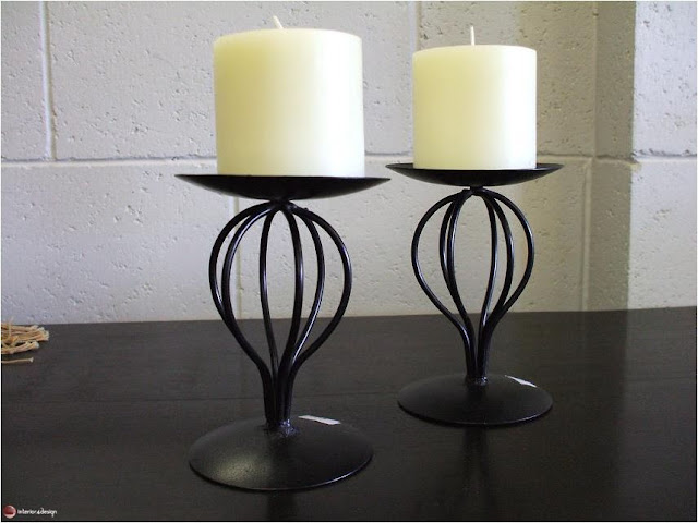 Modern Candle Holders 11