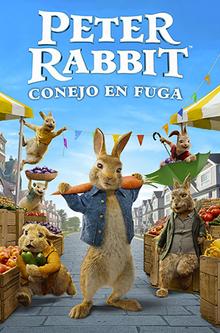 Bajar pelicula Peter Rabbit 2: Conejo en Fuga por mega