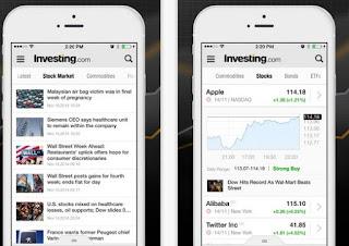 app Mercati, Azioni e Forex