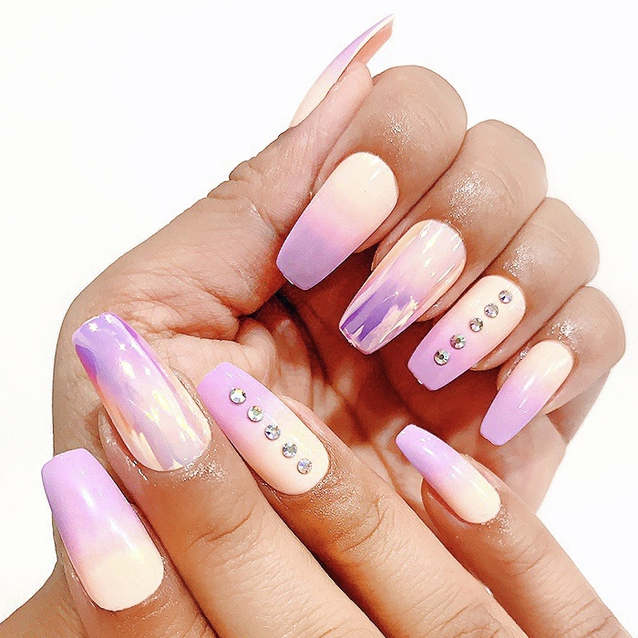 Pink-Ombre-Nails-NailBliss