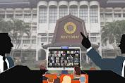 Kompetisi Debat Mahasiswa Universitas Mataram Tahun 2020 Digelar via Daring