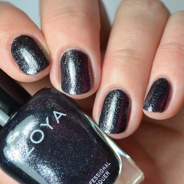 tourmaline nail polish