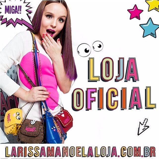 ee3b3643c3f71 Sonho Encantado  LARISSA MANOELA LANÇA LOJA VIRTUAL E OFERECE BRINDE ...