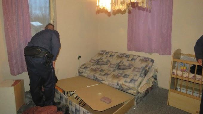 """""""Pénzt vagy életet!"""" – késsel raboltak ki hajnalban egy nőt Turán"""