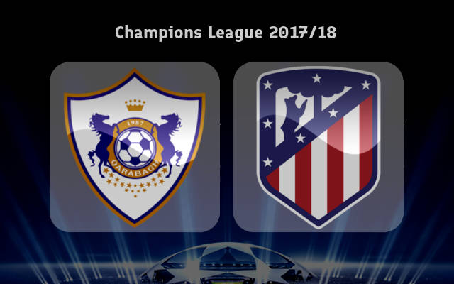 Qarabag FK vs Atletico Madrid Full Match & Highlights 18 October 2017
