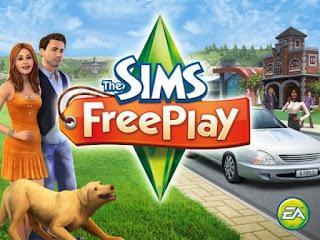 The Sims FreePlay v5.27.2 Apk Mod Free Shopping