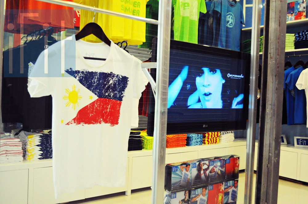 June 8- iFit Shirts Opens at Greenhills Theater Mall | iFit