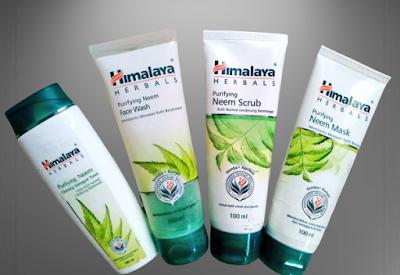 Rangkaian Produk Himalaya Purifying Neem