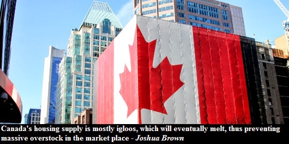 GUEST POST: Buy In Toronto? Experts Say: Proceed With Caution