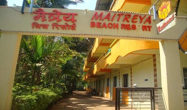 Maitreya beach resort