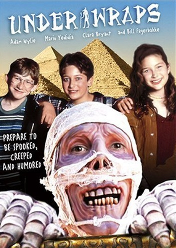 Disney's Under Wraps Movie has become a cult favorite. A fun movie with a Halloween theme that is not too scary!
