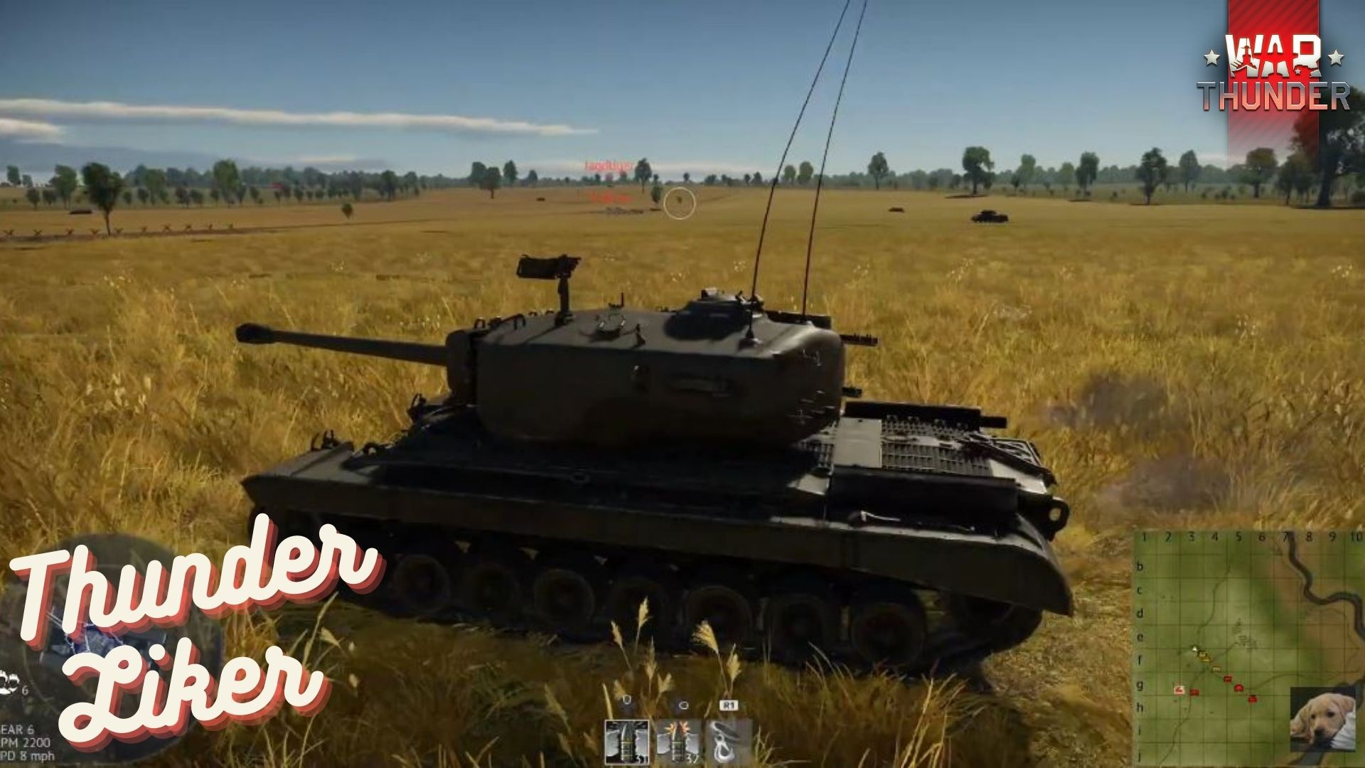 War Thunder - Taking T-29 for a Spin