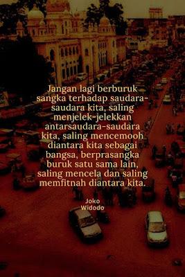 kata bijak tentang indonesia dari jokowi santun