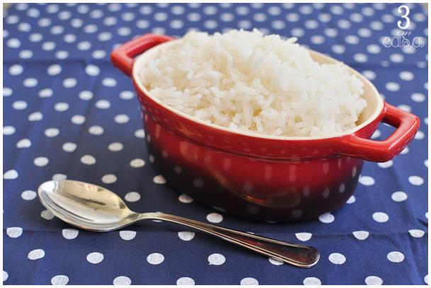 receita arroz