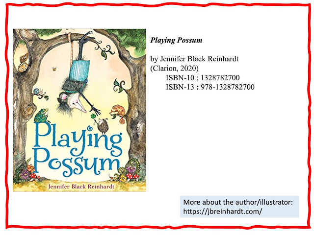 Playing Possum by Jennifer Black Reinhardt