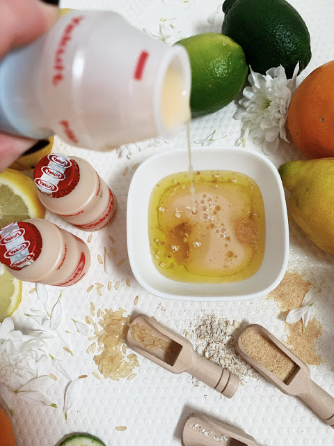Adding Yakult to Your Beauty Routine?