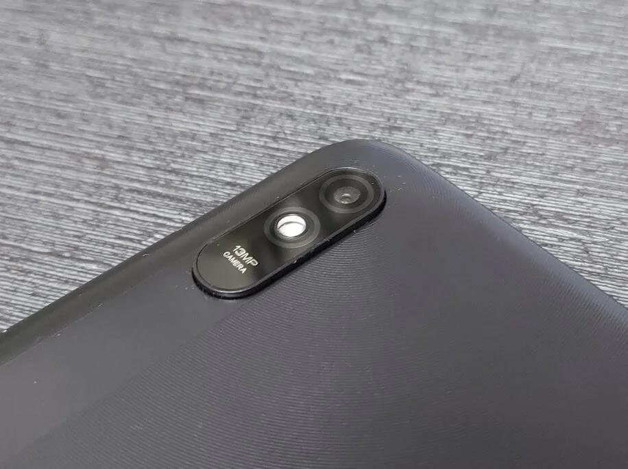 Xiaomi Redmi 9A 13MP f/2.2 Rear Camera with LED Flash