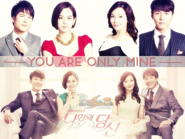 YOU'RE ONLY MINE (2014) hantu baca Drama Korea Terbaik Terbaru