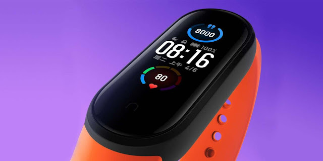 Xiaomi Mi Band 5 Launched, Equipped with 1.1 inch Display and Remote Control Camera Feature.