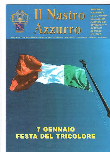 Periodico Anno LXXXII Gennaio Febbraio 2021 n 1