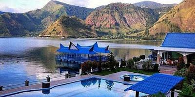 Eksplor tempat menarik yang ada di tepian Danau Toba