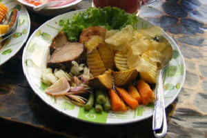 Kuliner Indonesia - Selat Solo Mbak Lies