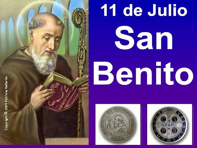 San De Abad Benito Llave La