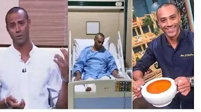 """أخبار """"علاء الشربيني"""" بعد إجرائه عملية جراحية"""