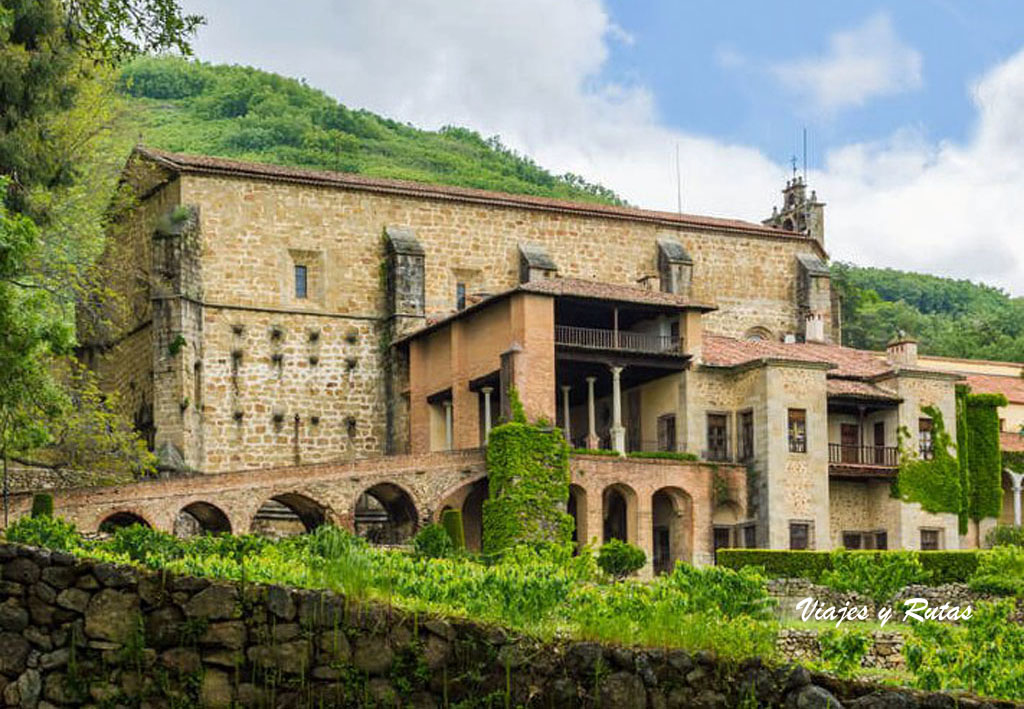 Monasterio de Yuste, Cáceres