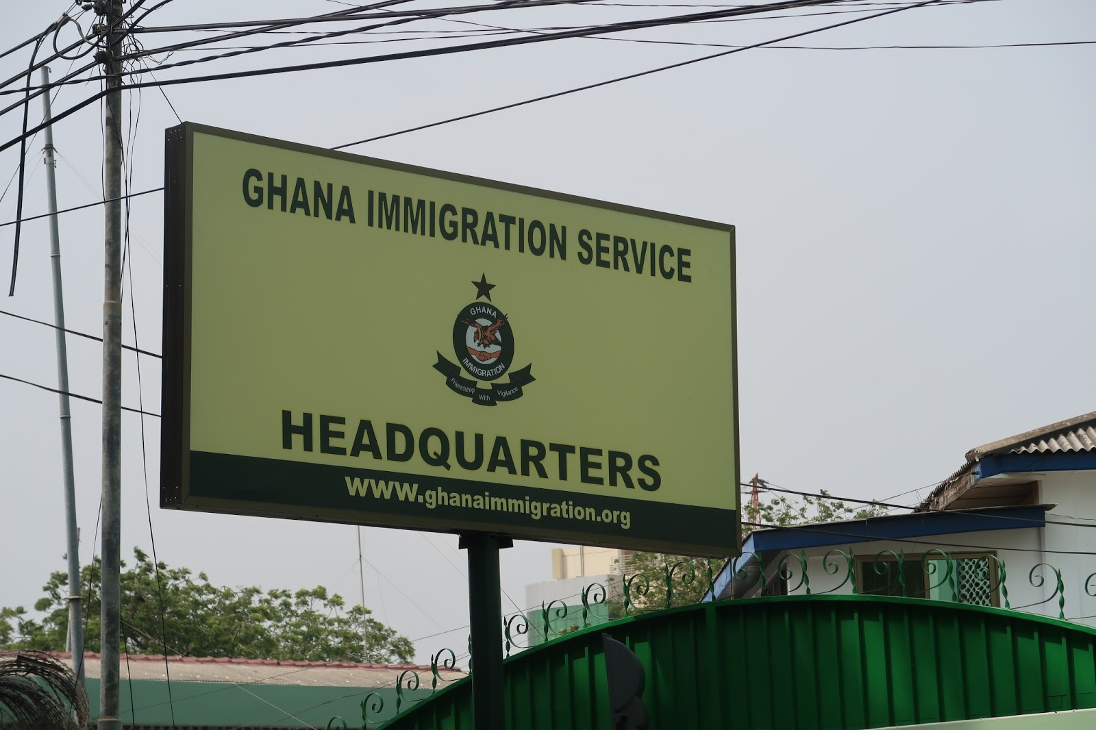 Ghanas immigration is no joke but we laughed the repat diaries at the ministry of interior we were able to acquire more information we first asked about naturalization citizenship acquiring naturalization is by far falaconquin