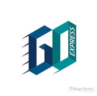 Go Express garuda Logo vector (.cdr)