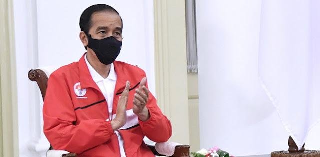 Jokowi: Olahraga Bukan Sekadar Fisik, Tapi Juga Melatih Sikap Dan Mental