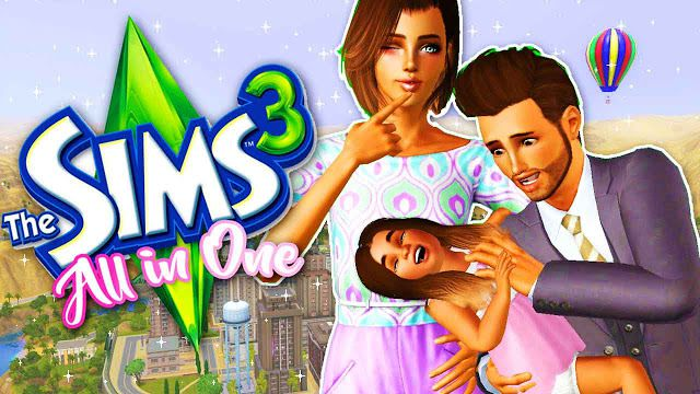 Free download game The Sim 3