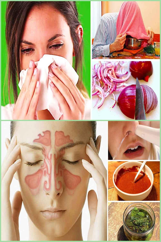 Remèdes maison pour un nez bouché ou congestionné