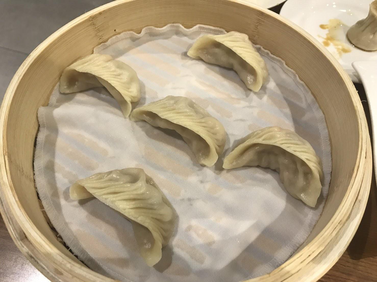 鼎泰豐 蝦肉蒸餃