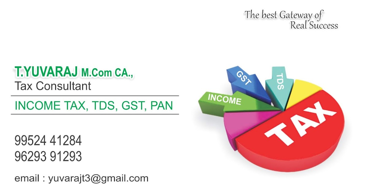 Yuvaraj Tax Consultant Multi Color Matt
